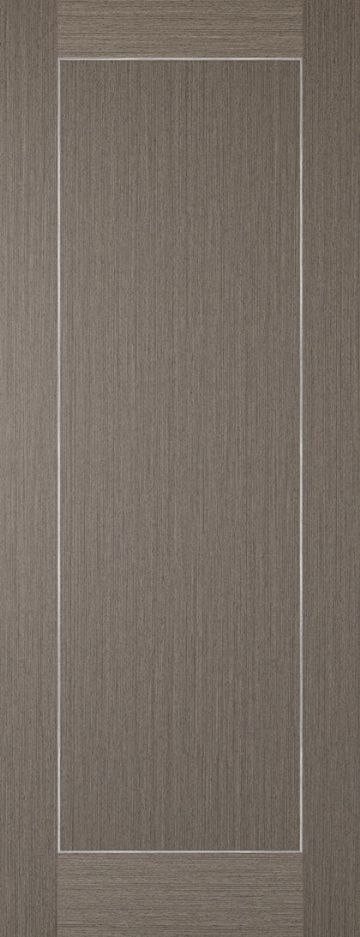 Chocolate Grey Inlay Fire Door (1P)